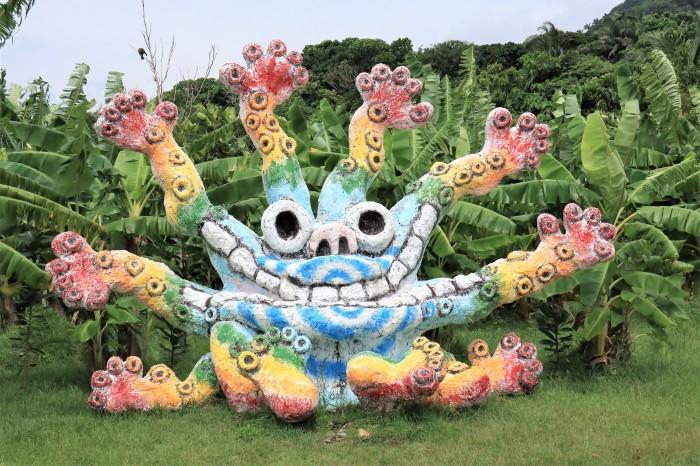 一夜しか咲かない「サガリバナ」を見に沖縄観光へ_d0150720_17381080.jpg