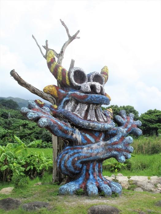 一夜しか咲かない「サガリバナ」を見に沖縄観光へ_d0150720_17552904.jpg