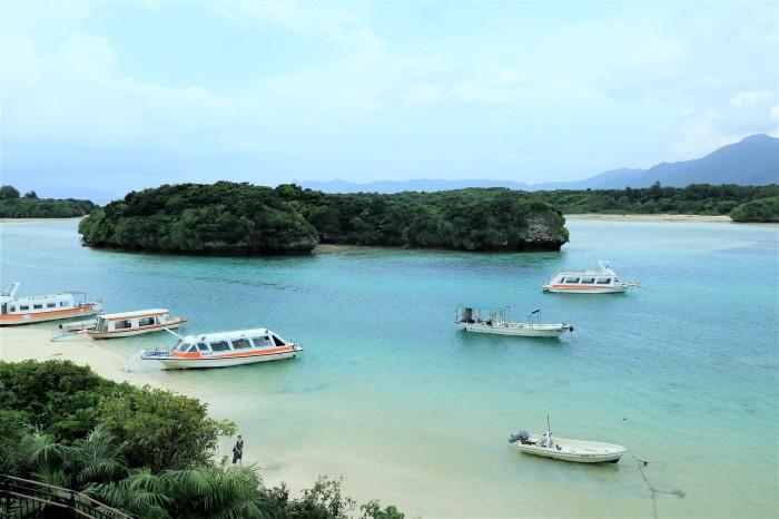 一夜しか咲かない「サガリバナ」を見に沖縄観光へ_d0150720_17590814.jpg