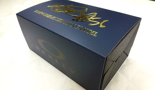 OAKLEY-オークリー-から、限定数量 ICHIRO SUZUKI モデル RadarlockPath 入荷しました! by甲府店_f0076925_11045382.jpg