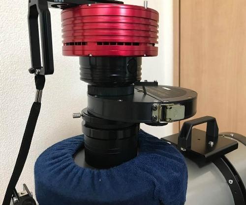 究極のGINJI150FN鏡筒改造_c0061727_07570612.jpg
