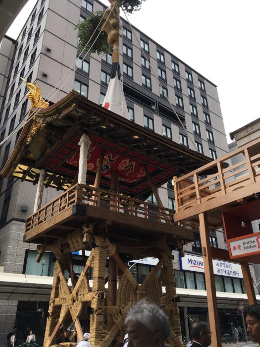 祇園祭り 鉾建て_f0155431_21503795.jpg