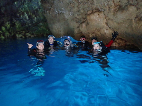 7月12日恩納村ダイビングVSケラマ体験ダイビング_c0070933_23293713.jpg