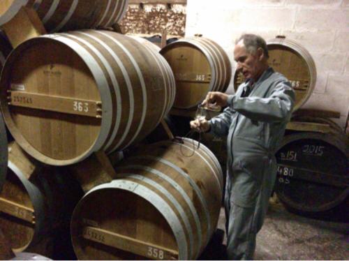 Cognac Raymond Desse Héritage 再開封_d0011635_17130506.jpg