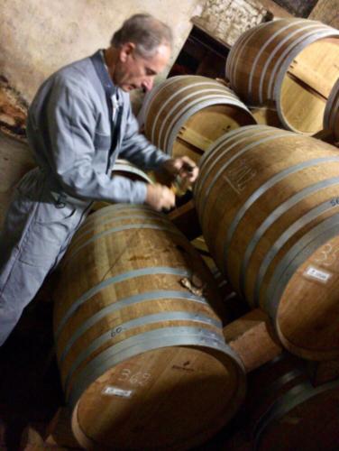 Cognac Raymond Desse Héritage 再開封_d0011635_17130727.jpg