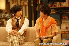 テレビ演劇 サクセス荘 第1話 「サクセスの夜明け」_e0080345_09553260.jpg