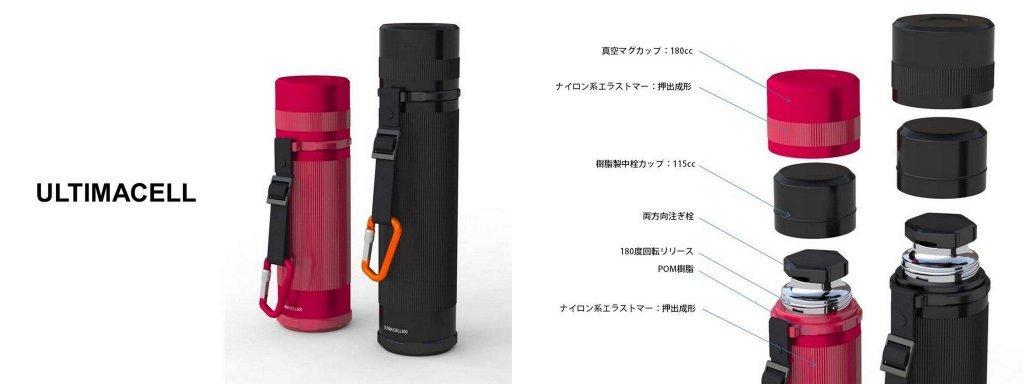 HEXAR(ヘキサー)の水筒、開発ストーリーが意外と面白いのです♪_e0037849_08451859.jpg