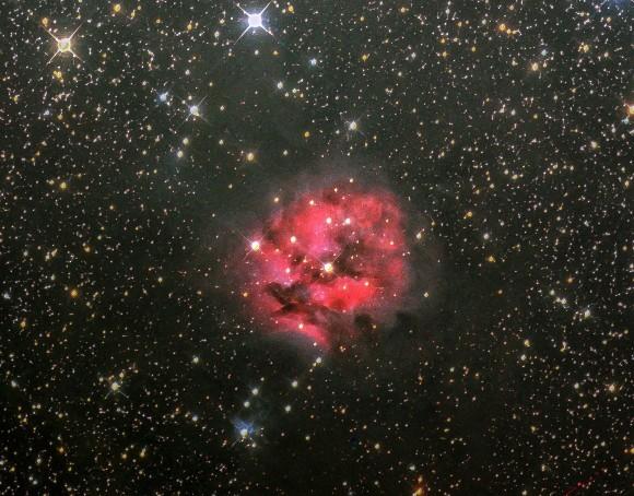 見えない星空にまゆ星雲を拡大調査した・・・_b0100253_21172760.jpg