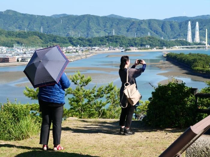 和歌の浦 奠供山へ登る  2019-07-15 00:00      _b0093754_21574082.jpg