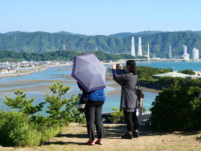 和歌の浦 奠供山へ登る  2019-07-15 00:00      _b0093754_21581377.jpg