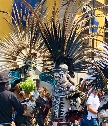 中南米の旅/69 アステカ帝国が眠るソカロ広場@メキシコシティ_a0092659_06175188.jpg