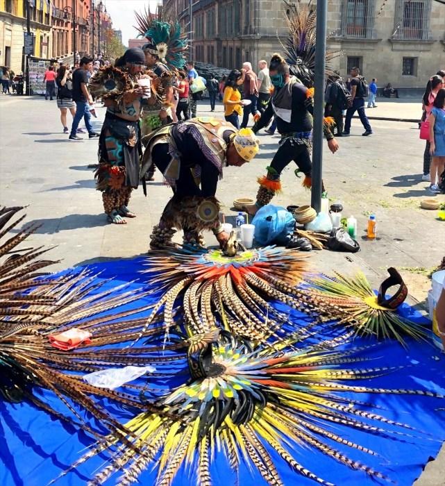 中南米の旅/69 アステカ帝国が眠るソカロ広場@メキシコシティ_a0092659_06253356.jpg