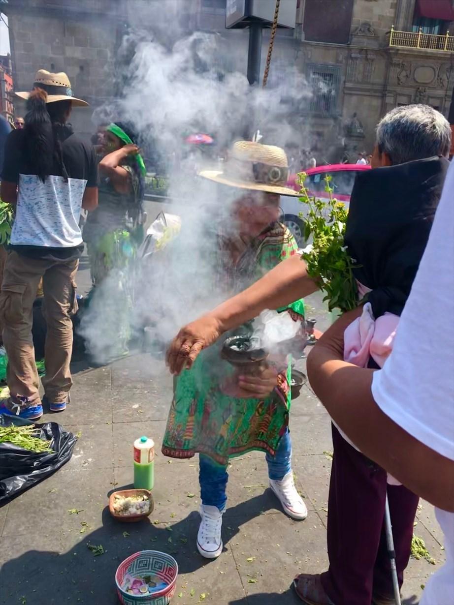中南米の旅/69 アステカ帝国が眠るソカロ広場@メキシコシティ_a0092659_06302590.jpg