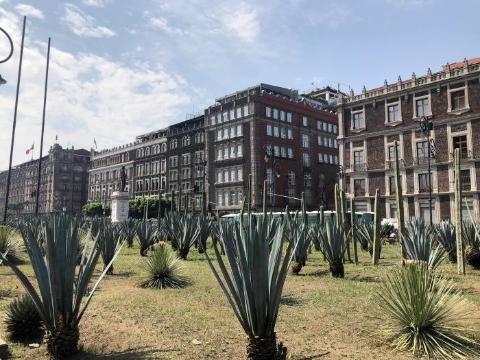 中南米の旅/69 アステカ帝国が眠るソカロ広場@メキシコシティ_a0092659_06555350.jpg