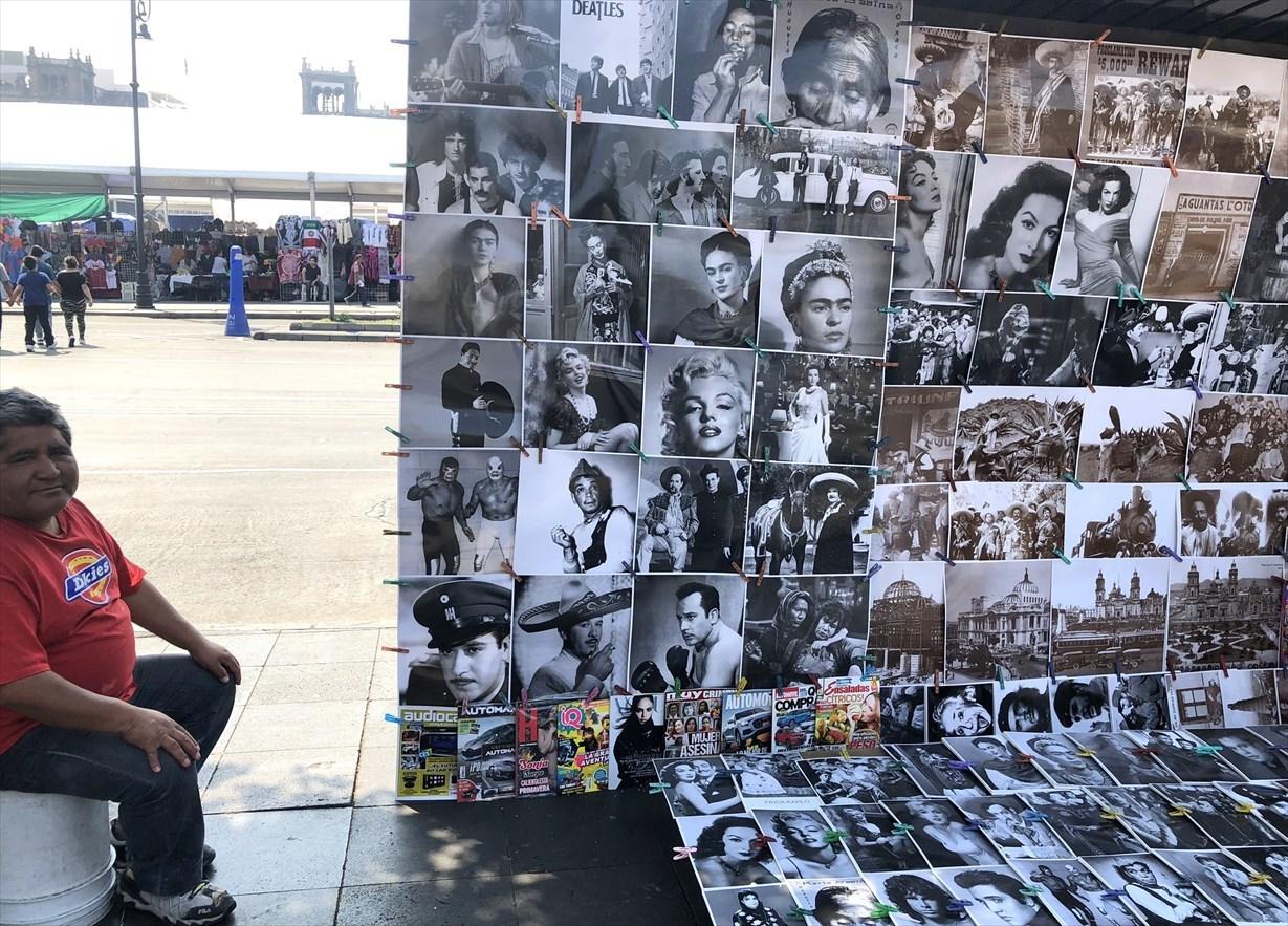 中南米の旅/69 アステカ帝国が眠るソカロ広場@メキシコシティ_a0092659_07033787.jpg