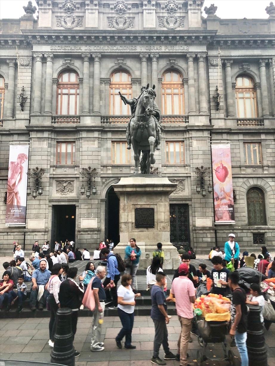 中南米の旅/70 メキシコシティの風景_a0092659_23254409.jpg