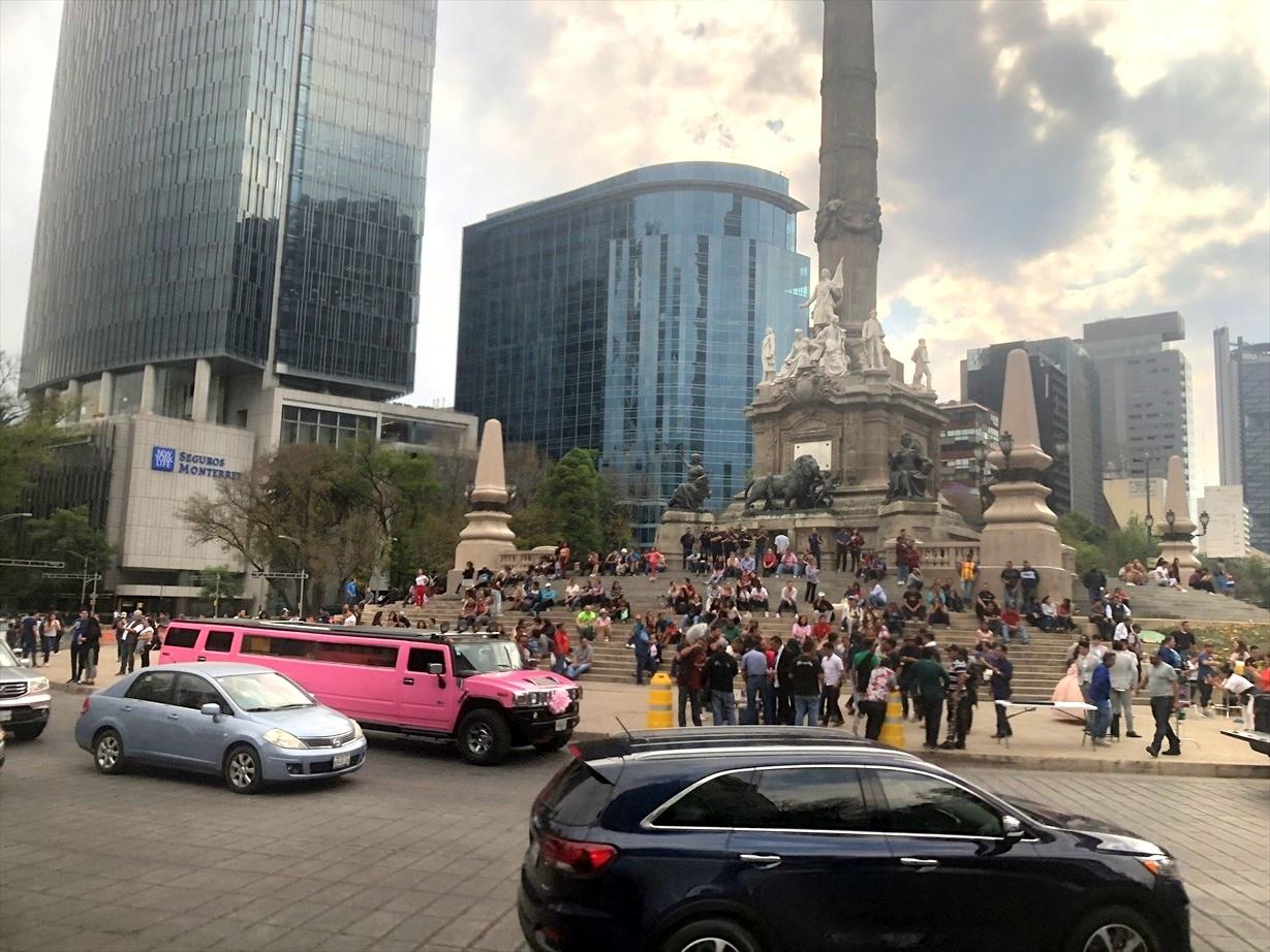 中南米の旅/70 メキシコシティの風景_a0092659_23281580.jpg