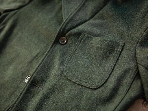 Lounge Jacket Loden Cloth_d0160378_21341628.jpg