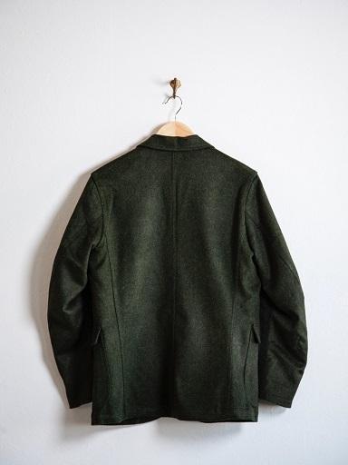 Lounge Jacket Loden Cloth_d0160378_21342105.jpg