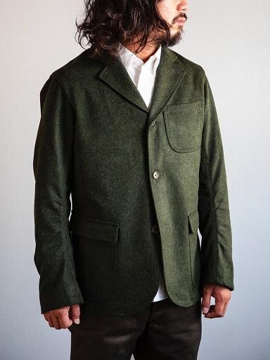 Lounge Jacket Loden Cloth_d0160378_21343024.jpg