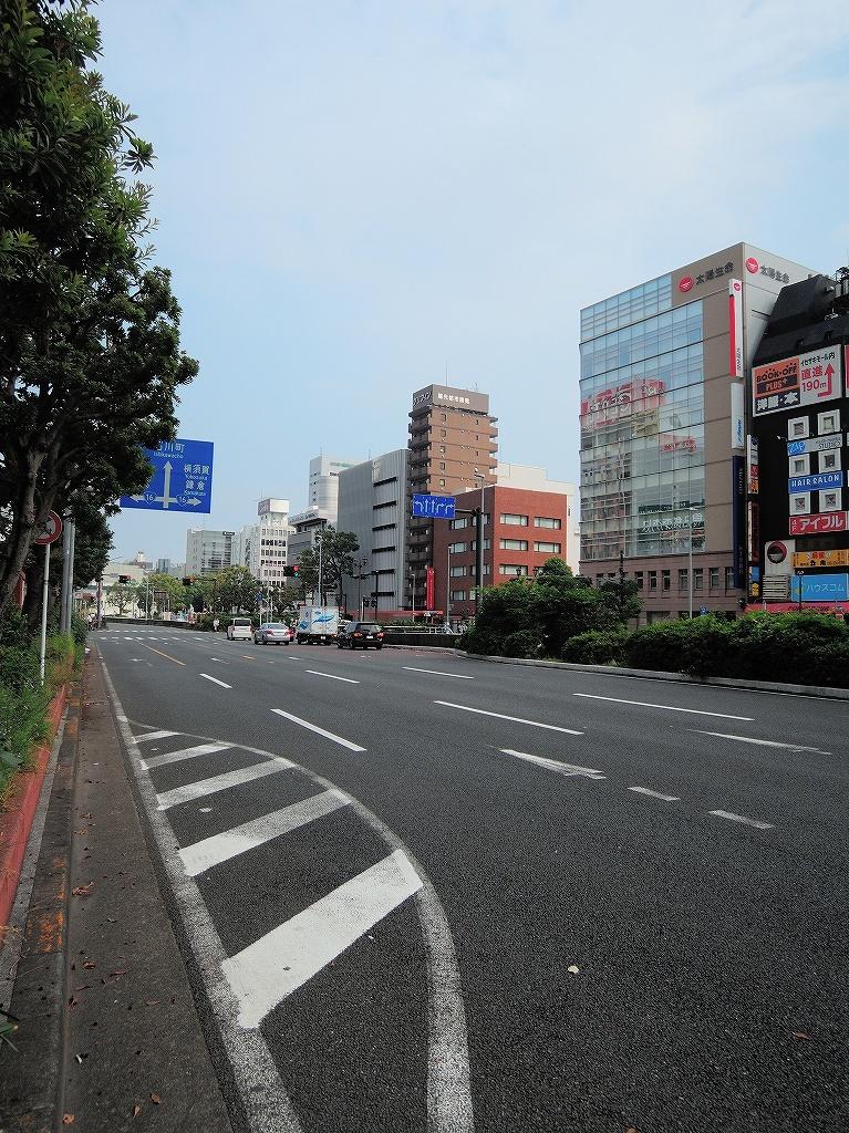 ある風景:Kannai & Isezakicho, Yokohama@Summer #1_b0400788_23550197.jpg