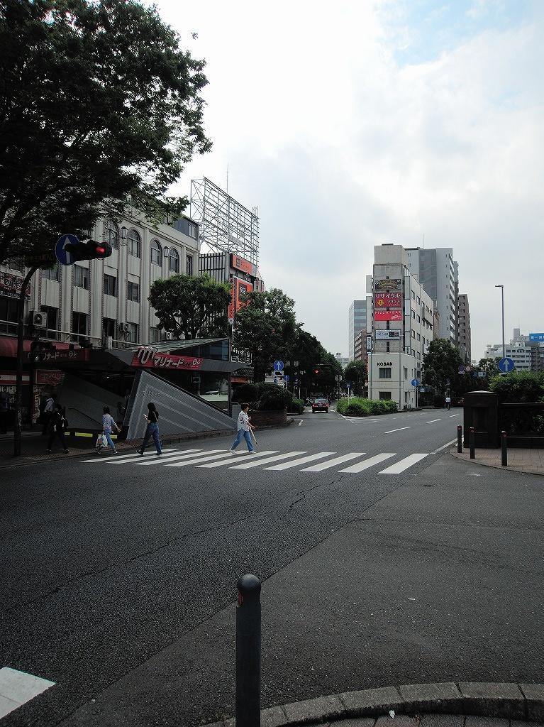 ある風景:Kannai & Isezakicho, Yokohama@Summer #1_b0400788_23550237.jpg