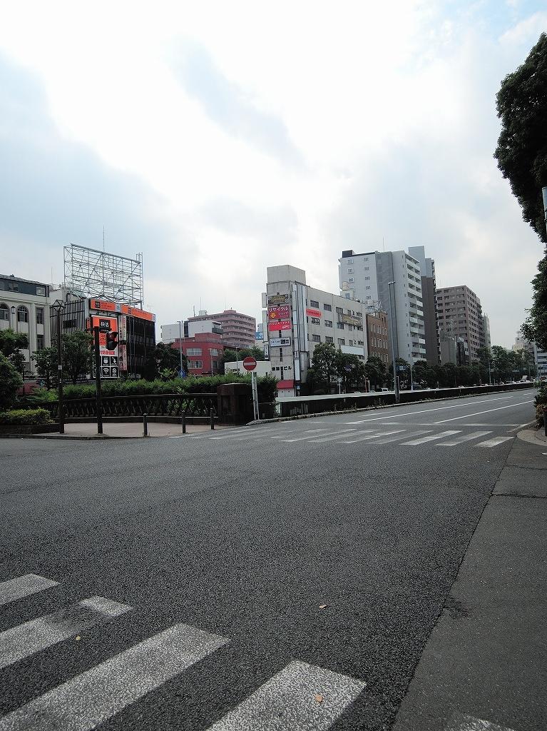 ある風景:Kannai & Isezakicho, Yokohama@Summer #1_b0400788_23550297.jpg