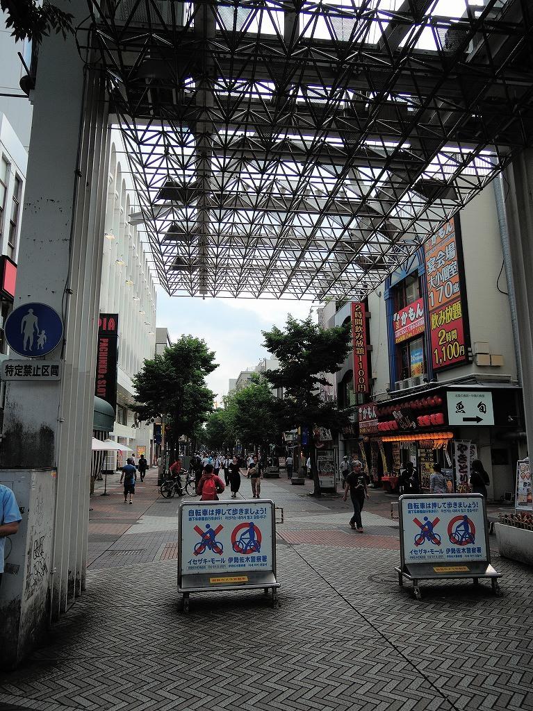 ある風景:Kannai & Isezakicho, Yokohama@Summer #1_b0400788_23550376.jpg