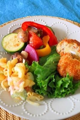 夏野菜の料理_f0374092_16543594.jpg