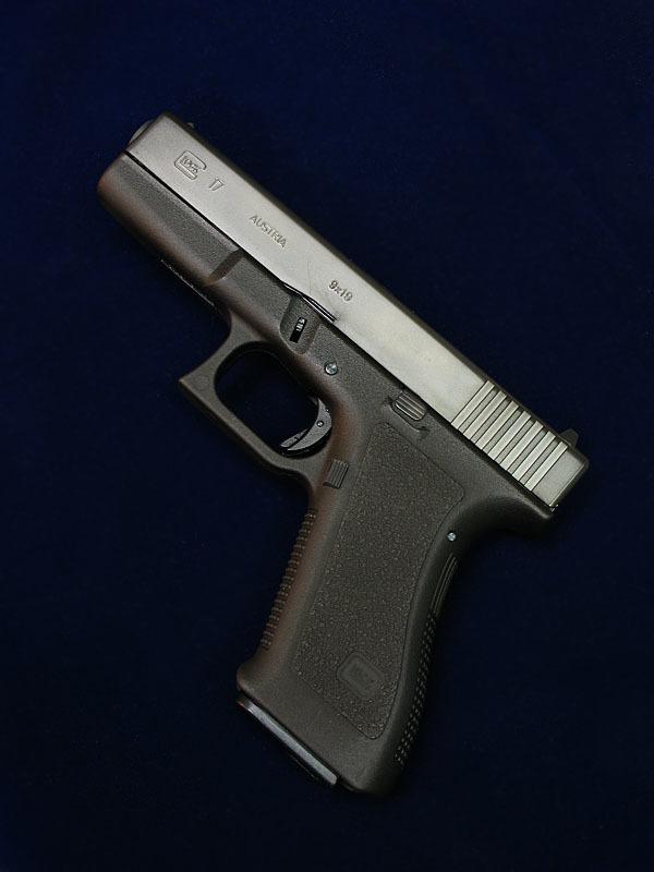 タナカ Glock17 2nd EVO2 frame HW モデルガン_f0131995_13050422.jpg
