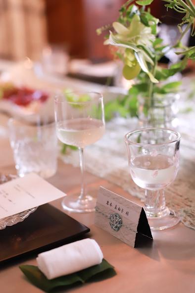 七夕の夕べ〜和のスタイルのお料理と夏酒&番外編_b0208604_22073613.jpg