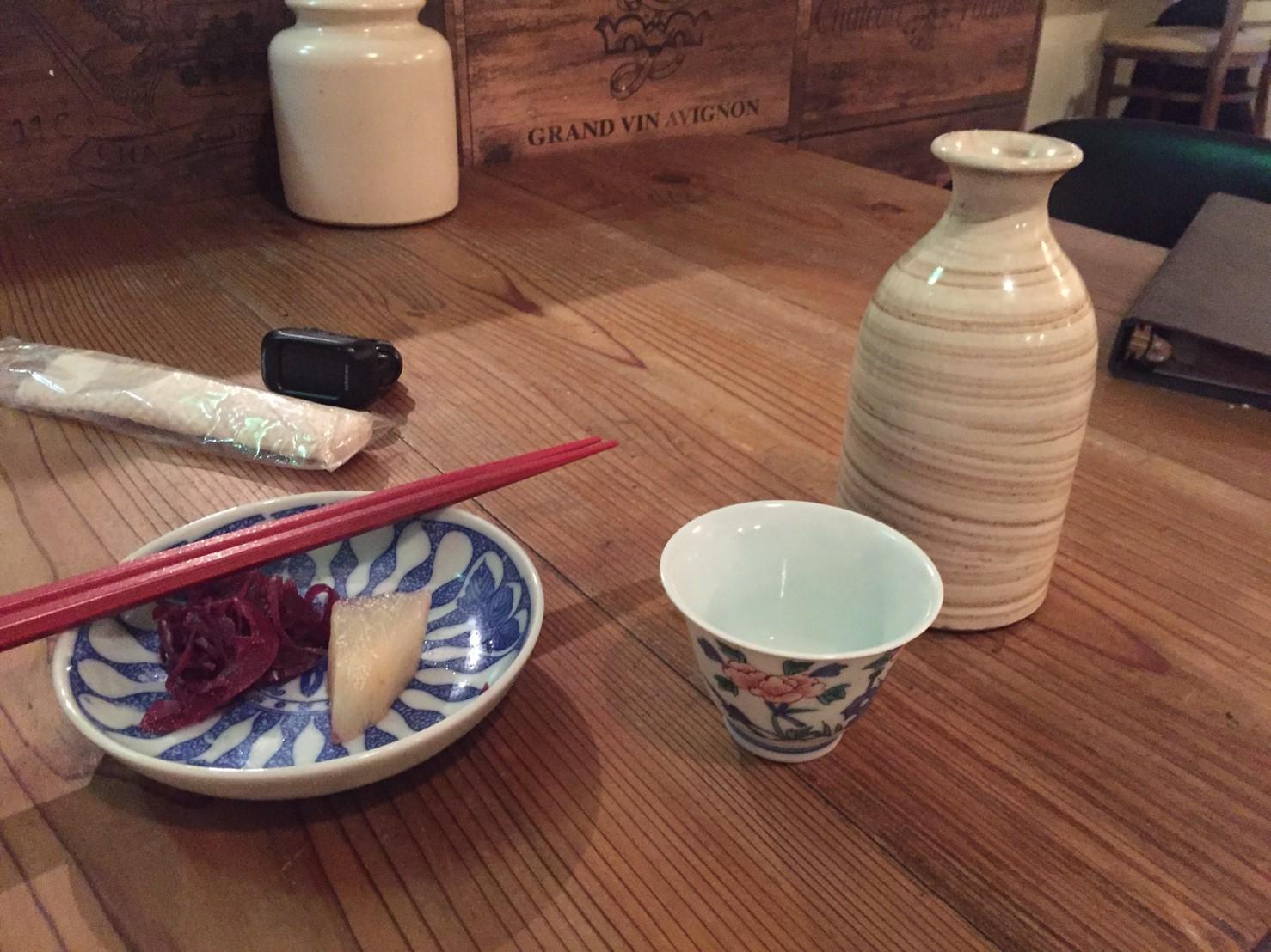 TAO CAFE にて菊池さん飲み_e0115904_07123840.jpg