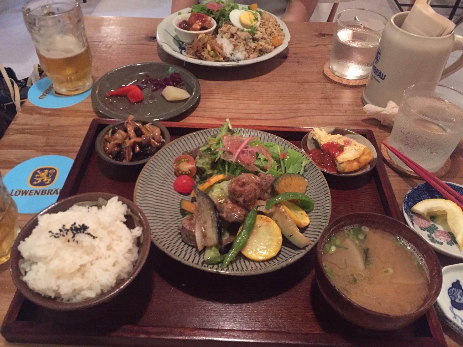 TAO CAFE にて菊池さん飲み_e0115904_07190638.jpg