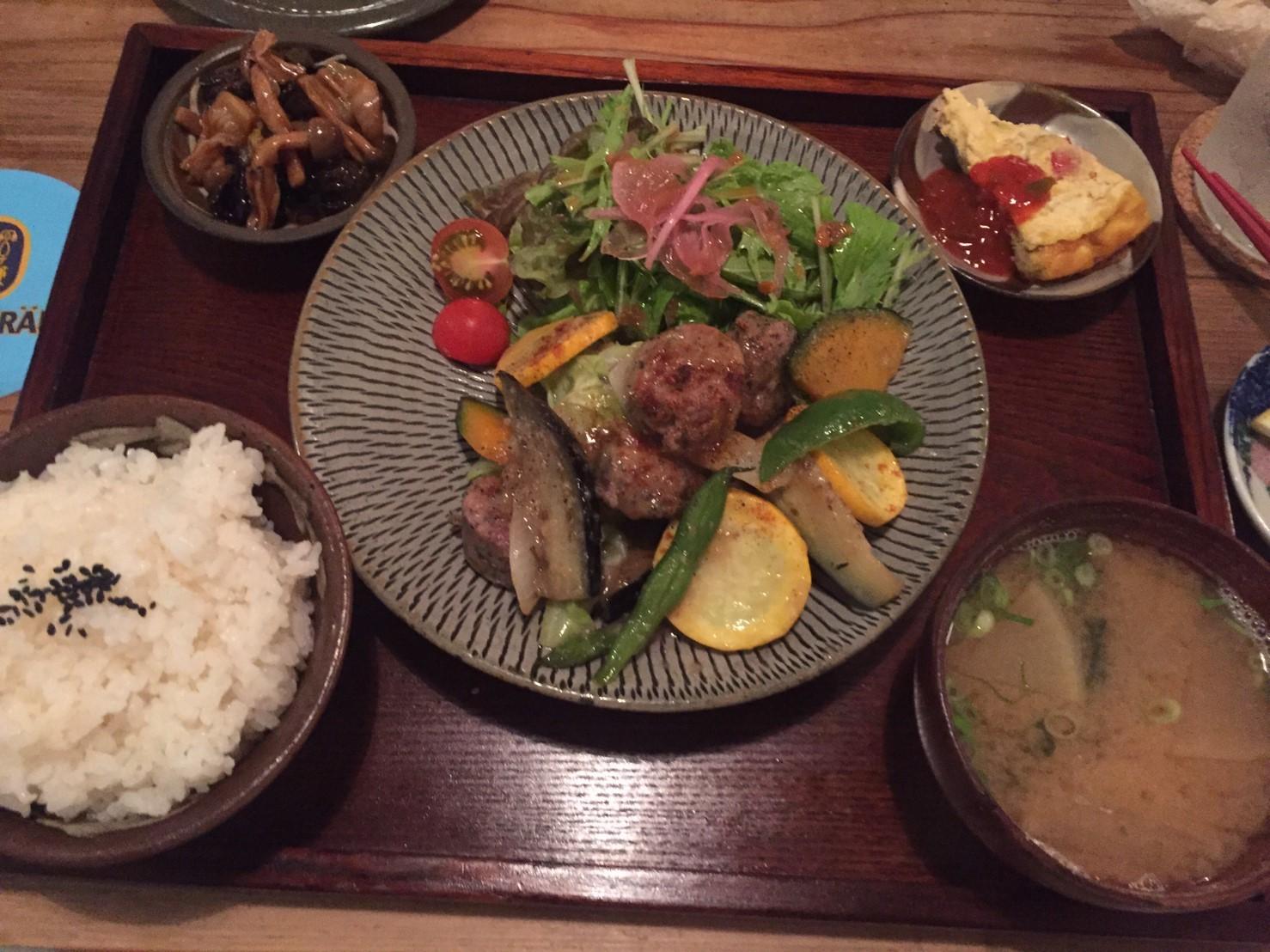 TAO CAFE にて菊池さん飲み_e0115904_07344240.jpg
