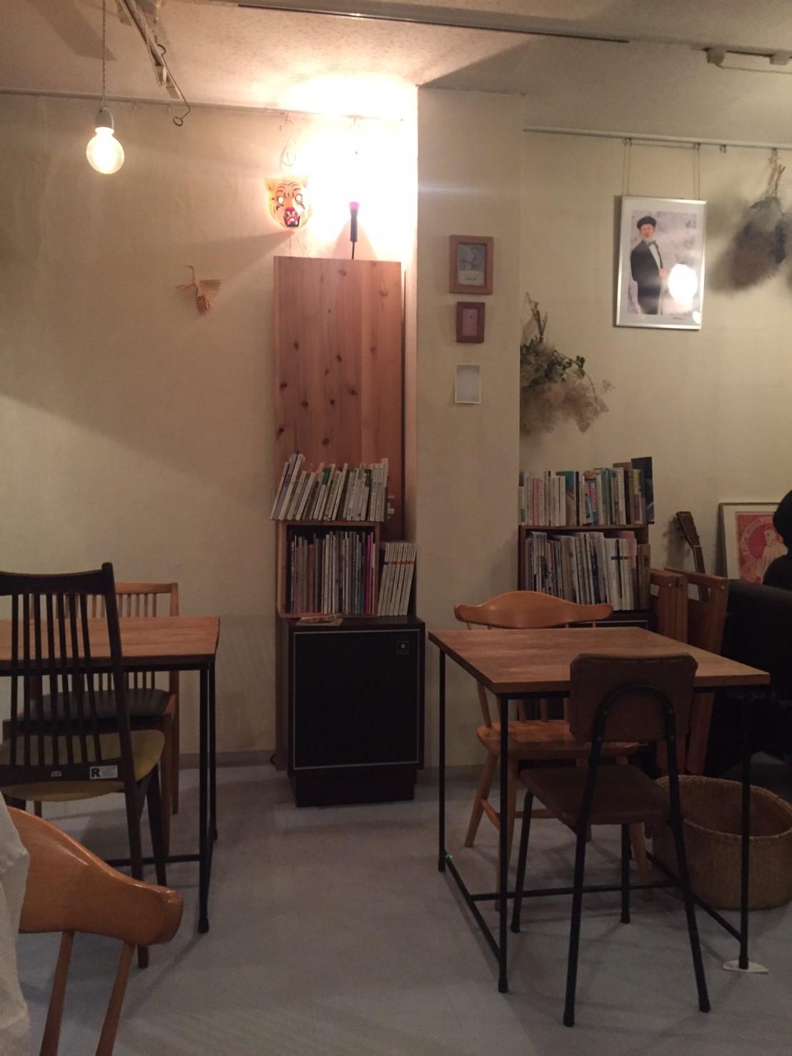 TAO CAFE にて菊池さん飲み_e0115904_09043809.jpg