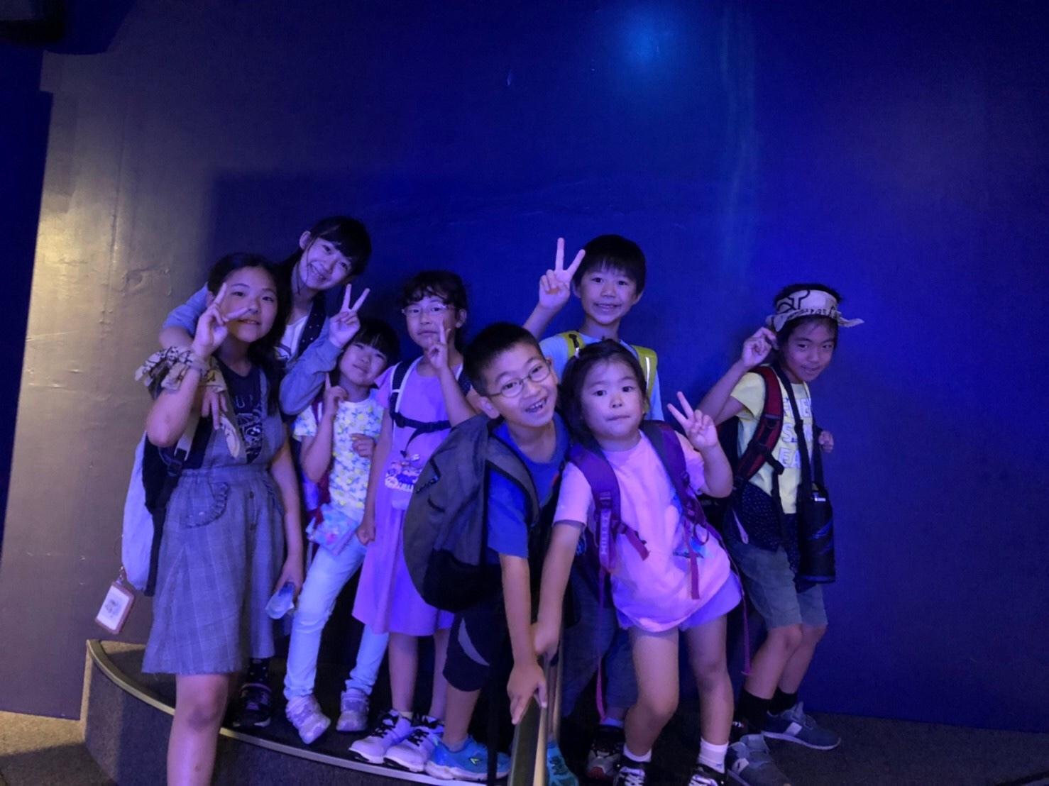 新江ノ島水族館・ドッチボール大会_e0131910_09522112.jpg
