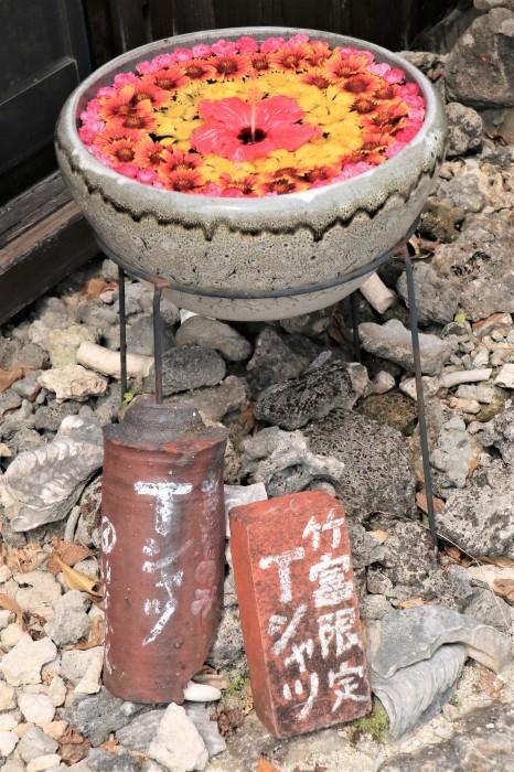 一夜しか咲かない「サガリバナ」を見に沖縄観光へ  _d0150720_17152892.jpg