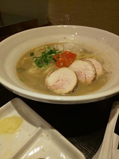 巣鴨 麺や いま村_c0124528_19511364.jpg