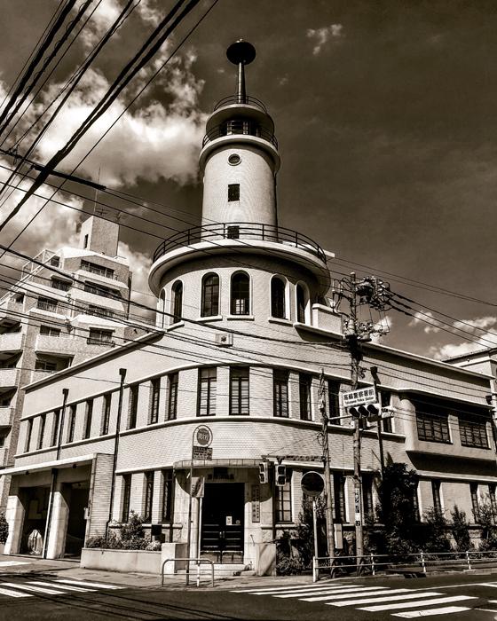 高輪消防署日本榎出張所 / iPhone 8_c0334533_12353030.jpg