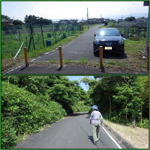 近隣の低山を歩く・・道場寺山、覗山_e0164643_14292884.jpg