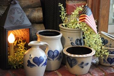 オハイオ州から Rowe Pottery 届きました♪_f0161543_18102164.jpg