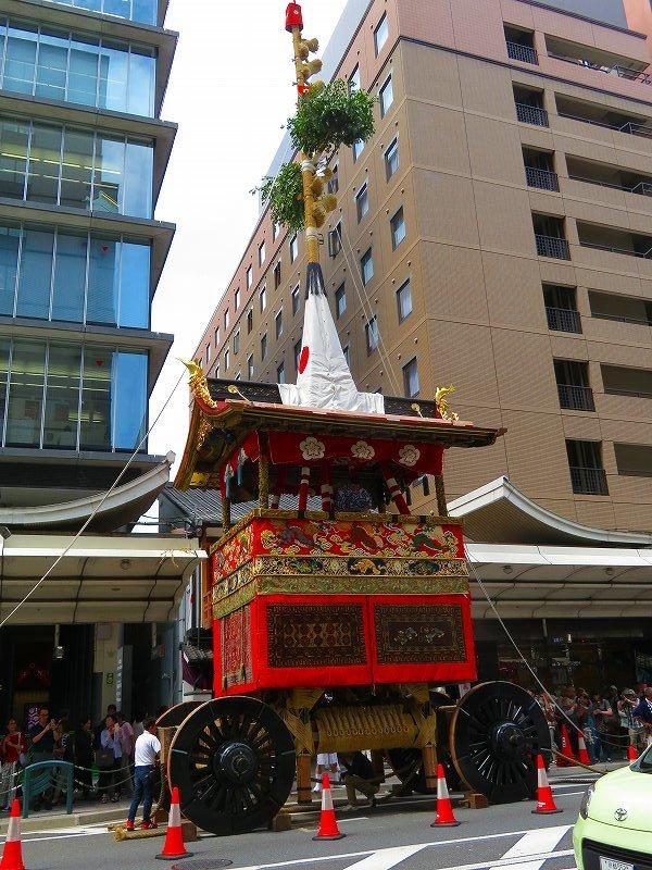 祇園祭「山鉾の組立」準備完了0190712_e0237645_10091826.jpg