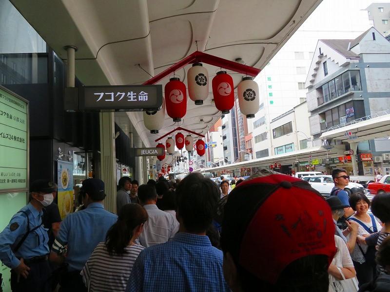 祇園祭「山鉾の組立」準備完了0190712_e0237645_10101206.jpg