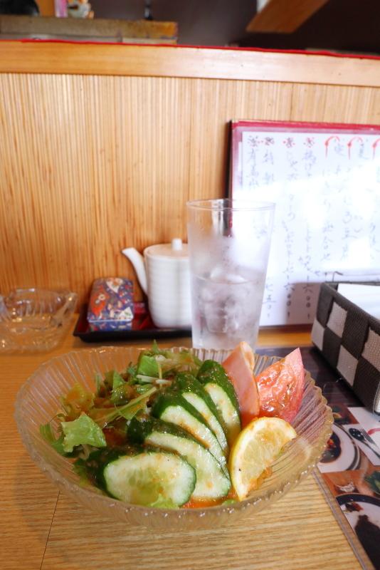 食菜 だんちゅうで、有馬山椒の麻婆豆腐丼を食べる_a0077663_20574059.jpg