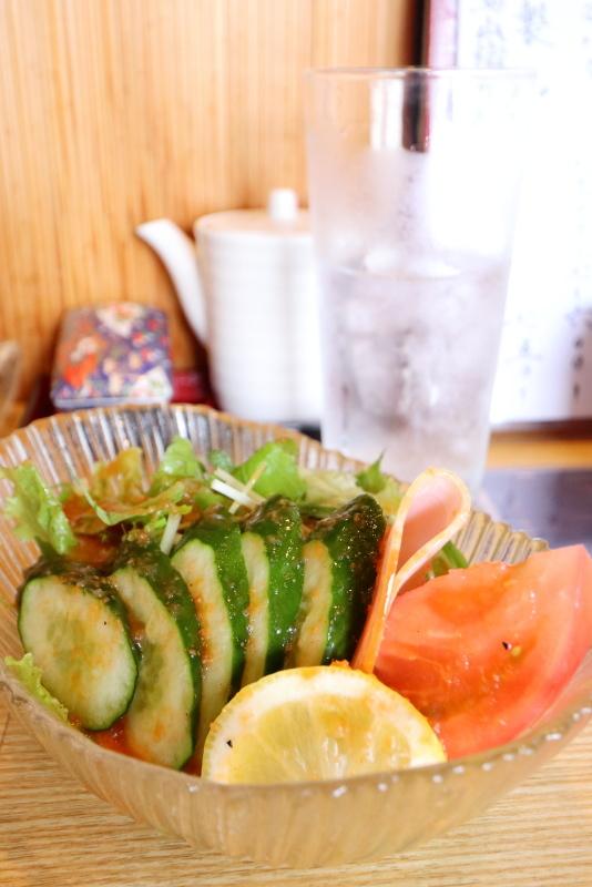 食菜 だんちゅうで、有馬山椒の麻婆豆腐丼を食べる_a0077663_20574062.jpg