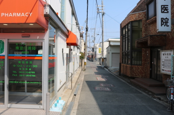 阪急柴島駅_c0001670_11041280.jpg