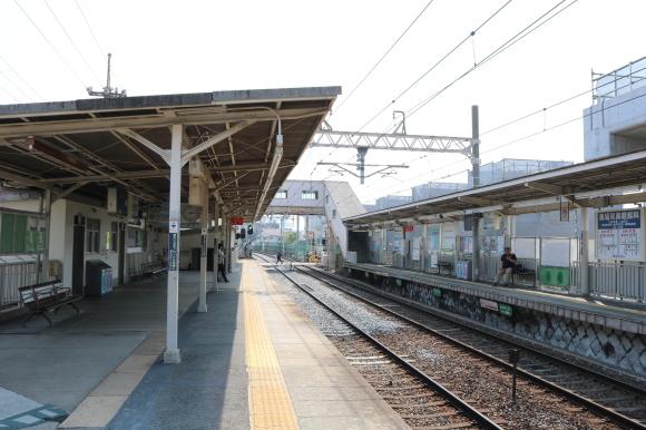 阪急柴島駅_c0001670_11045923.jpg