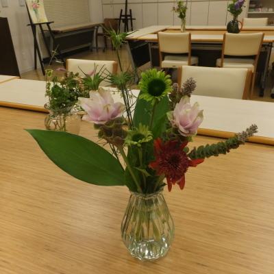 オークリーフ(絵画教室の花)_f0049672_11104393.jpg
