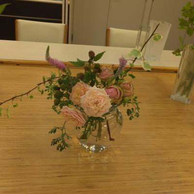 オークリーフ(絵画教室の花)_f0049672_11104830.jpg
