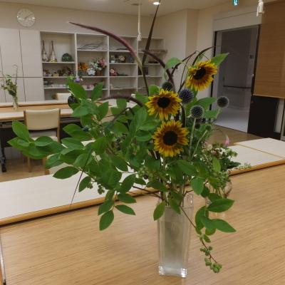 オークリーフ(絵画教室の花)_f0049672_11105380.jpg